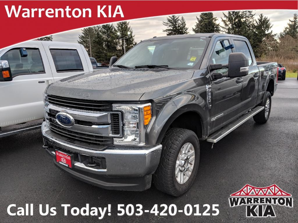 Pre Owned 2017 Ford F 250 Super Duty Xlt