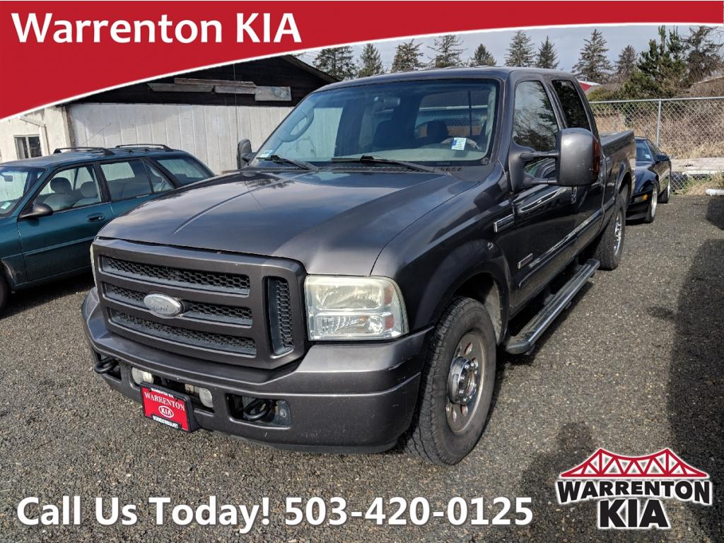Pre-Owned 2007 Ford F-250 Super Duty XLT