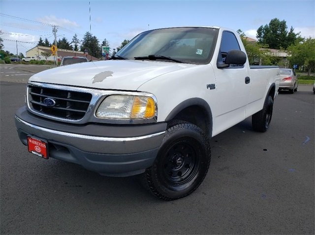 Pre-Owned 2001 Ford F-150