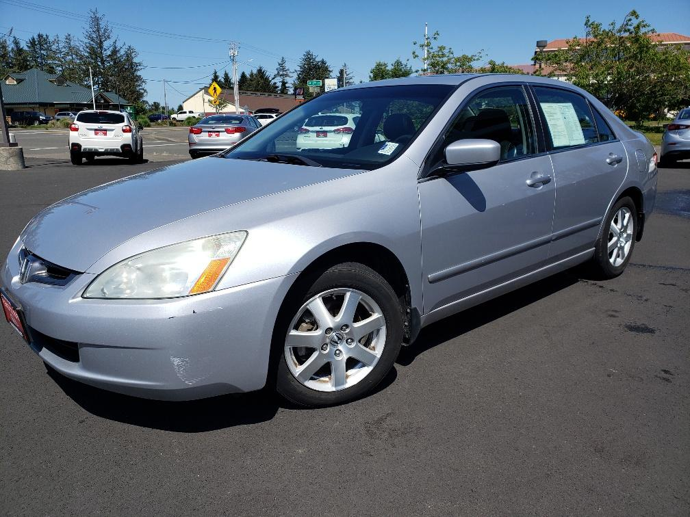Pre-Owned 2005 Honda Accord EX-L V6 with NAVI