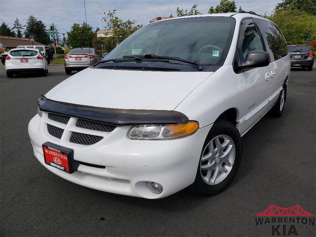 Pre-Owned 1999 Dodge Grand Caravan SE