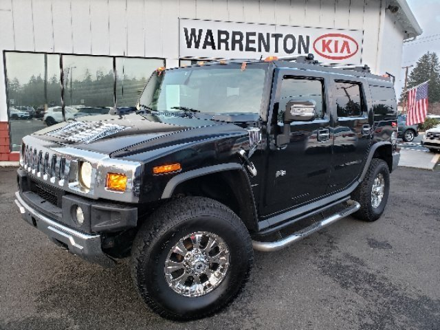 Pre-Owned 2006 Hummer H2 Base