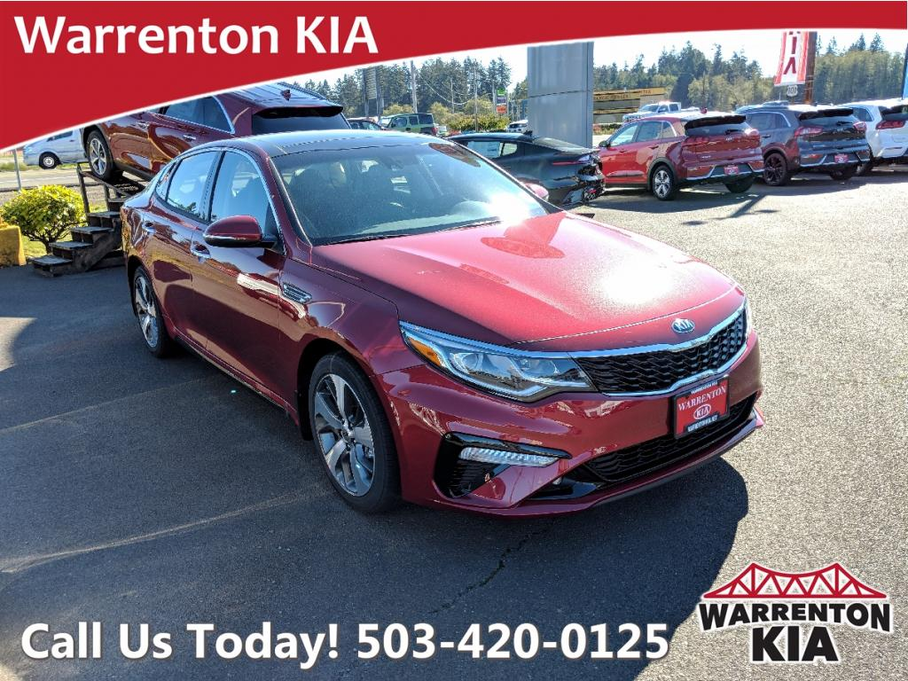 New 2019 Kia Optima S Auto In Warrenton K2450 Remote Starter Kit