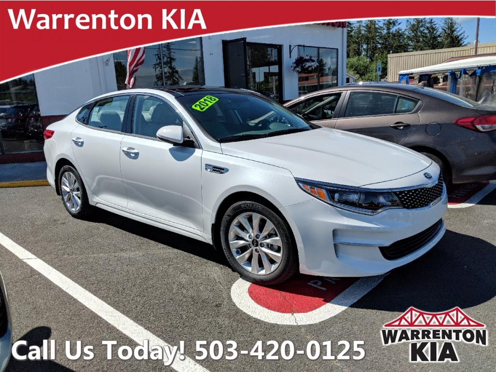 New 2018 Kia Optima Ex Auto In Warrenton K2384 Remote Starter Kit