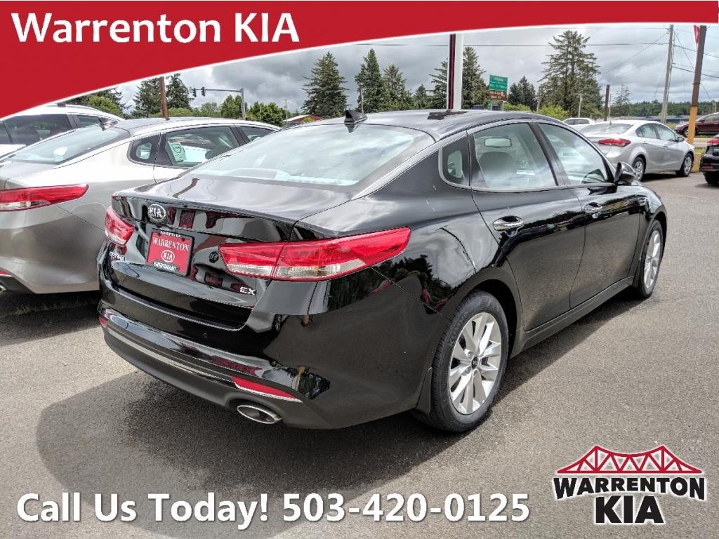 New 2018 Kia Optima Ex Auto In Warrenton K2379 Remote Starter Kit