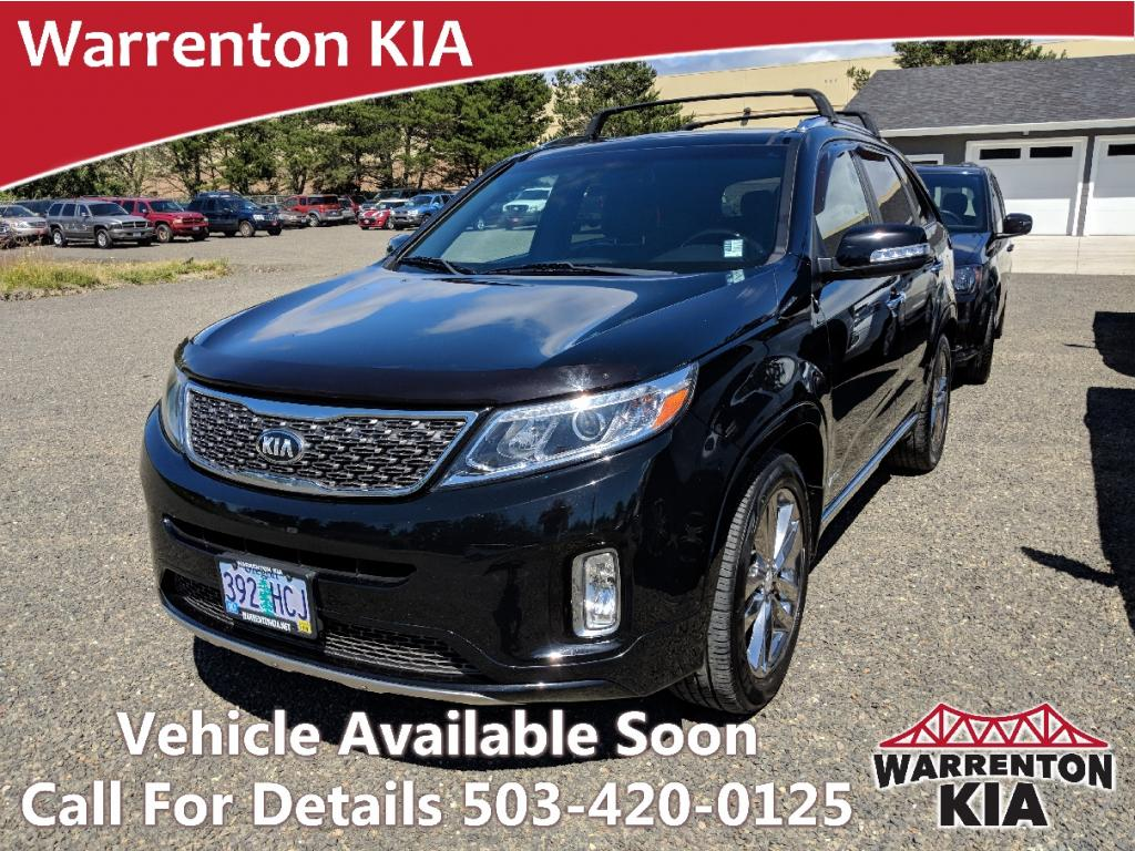 Certified Pre-Owned 2015 Kia Sorento SX Limited