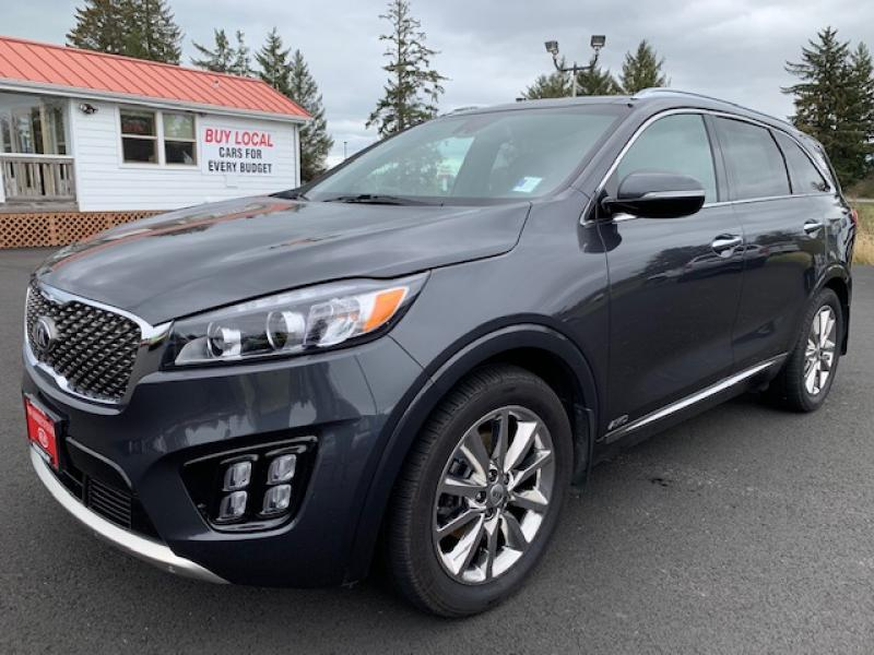 Pre-Owned 2018 Kia Sorento SX Limited V6