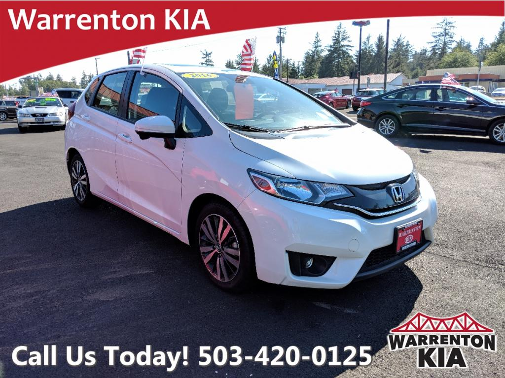 Pre Owned 2016 Honda Fit Ex
