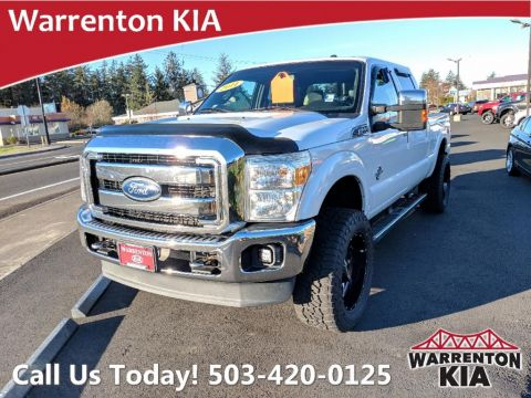 Pre-Owned 2011 Ford F-350 Super Duty
