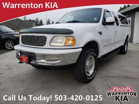 Pre-Owned 1998 Ford F-150