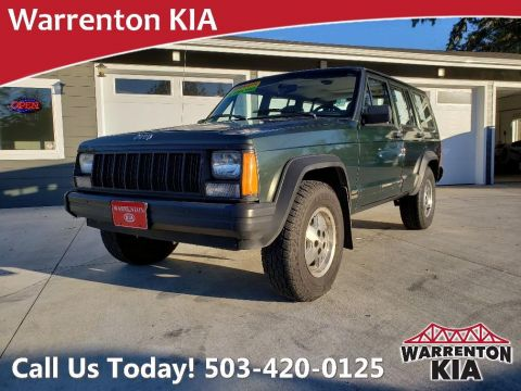 Pre-Owned 1996 Jeep Cherokee SE