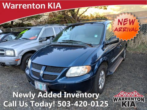 Pre-Owned 2001 Dodge Grand Caravan ES