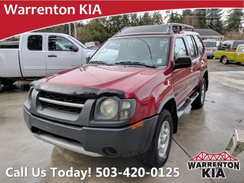 Pre-Owned 2003 Nissan Xterra XE