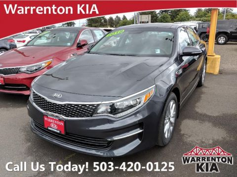 New 2018 Kia Optima EX