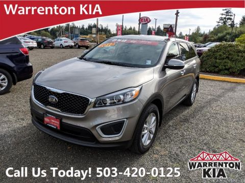Certified Pre-Owned 2018 Kia Sorento L FWD FWD