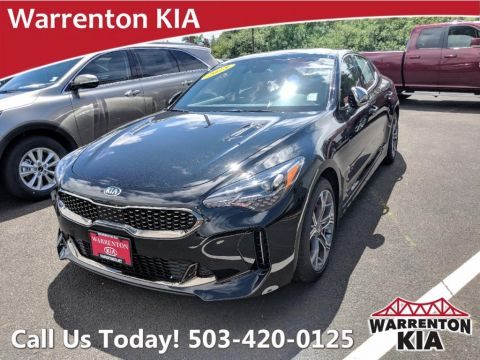 New 2018 Kia Stinger GT1