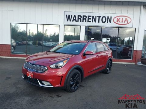 New 2019 Kia Niro S Touring With Navigation