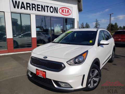 Pre-Owned 2017 Kia Niro EX Front Wheel Drive 4D Sport Utility