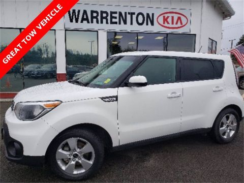 Pre-Owned 2017 Kia Soul Base Front Wheel Drive 4D Hatchback