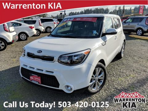Certified Pre-Owned 2016 Kia Soul ! (Exclaim)