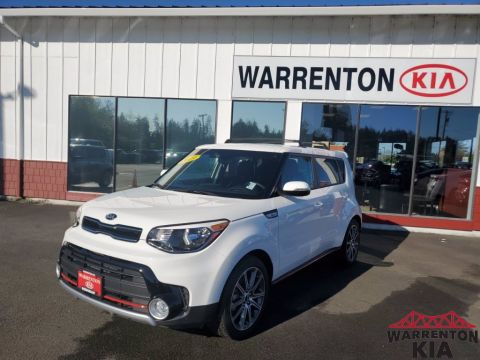 New 2019 Kia Soul Exclaim Front Wheel Drive 4D Hatchback