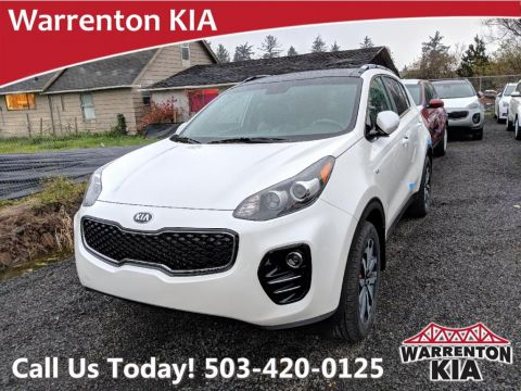 Certified Pre-Owned 2018 Kia Sportage LX FWD FWD